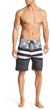 Burnside Stars & Stripes Boardshorts