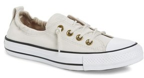 Converse Women's Chuck Taylor All Star Shoreline Peached Twill Sneaker