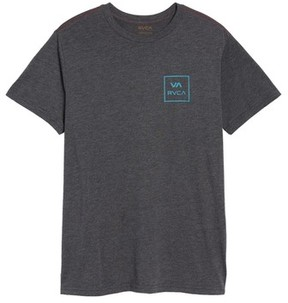 RVCA Men's Grid All The Way Graphic T-Shirt