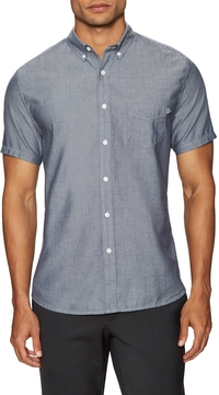 Life After Denim Men's Woven Weekend Sportshirt