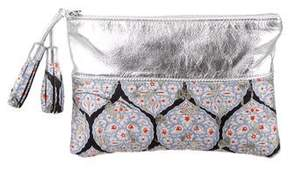 Suno Medallion Brocade Clutch w/ Tags