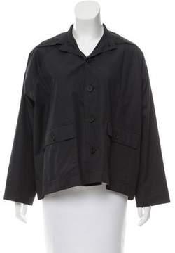 eskandar Oversize Casual Jacket