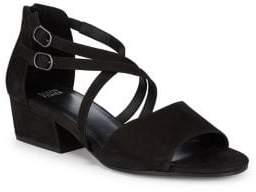 Eileen Fisher Kyra Suede Sandals