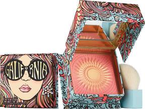 Benefit Cosmetics GALifornia Sunny Golden Pink Blush
