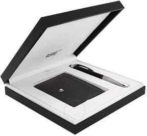 Montblanc Set with StarWalker Extreme Ballpoint Pen and Extreme Pocket Holder