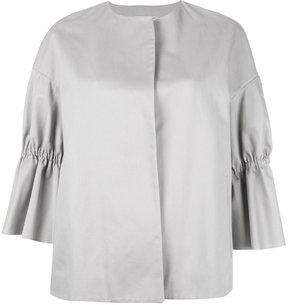 Alberto Biani gathered detail jacket