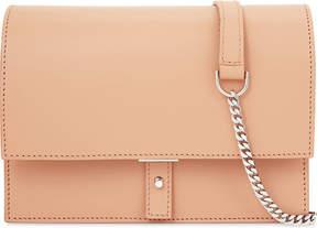 PB 0110 Mini smooth leather cross-body bag