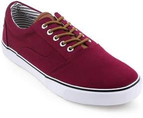 UNIONBAY Burgundy Oak Harbor Sneaker - Men