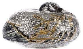 Judith Leiber Crystal-Embellished Duck Minaudière