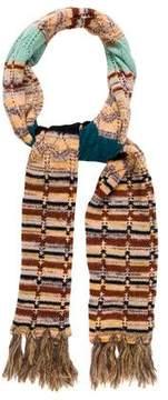 Missoni Woven Wool Blend Scarf