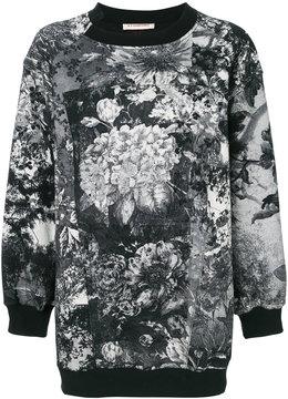 A.F.Vandevorst Fiery sweatshirt