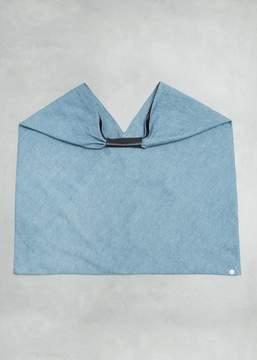 MM6 MAISON MARGIELA Denim Tote Bag