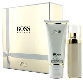 HUGO BOSS Boss Jour Coffret: Eau De Parfum Spray 50ml/1.6oz + Body Lotion 100ml/3.3oz