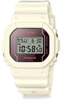 G-Shock Digital Resin Strap Watch
