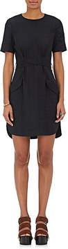 A.L.C. Women's Cleo Linen-Blend Twill Crisscross Dress