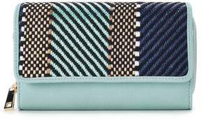 Apt. 9 Chevron RFID-Blocking Ultimate Organizer Wallet