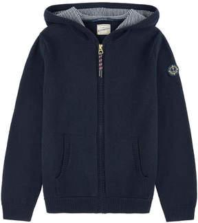 Scotch & Soda Woollen hoodie