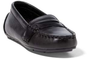 Ralph Lauren Telly Leather Penny Loafer Black 4.5
