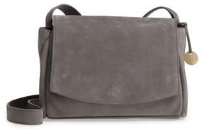 Skagen Sylvi Leather Crossbody Bag - Grey