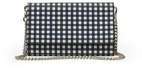 Banana Republic Gingham Smartphone Crossbody