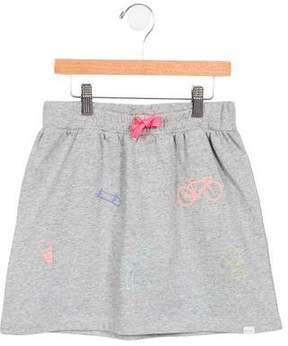 Paul Smith Girls' Lia Embroidered Skirt w/ Tags