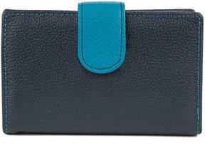 Mundi Rio Leather Indexer Wallet