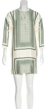 Celine Silk Mini Dress w/ Tags