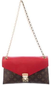 Louis Vuitton 2016 Monogram Pallas Chain Bag w/ Tags