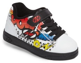 Heelys Boy's Dual Up X2 Comic Sneaker