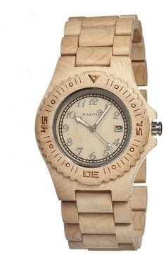 Earth Watches Phloem Sakai Natural Unisex Watch