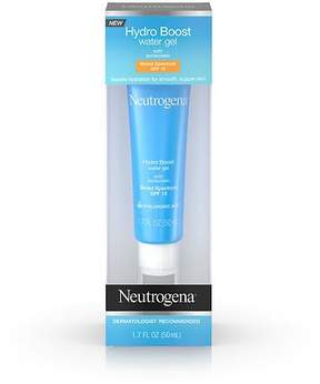 Neutrogena Hydro Boost Water Gel SPF15