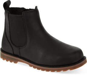 UGG Callum leather Chelsea boots 2-7 years