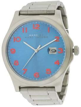 Marc Jacobs Marc by Jimmy Stainless Steel Mens Watch MBM5058