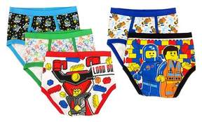Lego Boys' 5-Pack Briefs