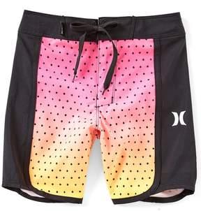 Hurley Little Boys 2T-7 Third Reef Board Shorts