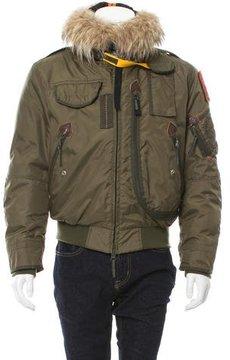 Parajumpers Fur-Trimmed Gobi Jacket