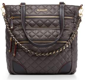 MZ Wallace Crosby Quilted Nylon Tote