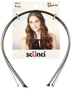 Scunci Effortless Beauty Headbands Gold
