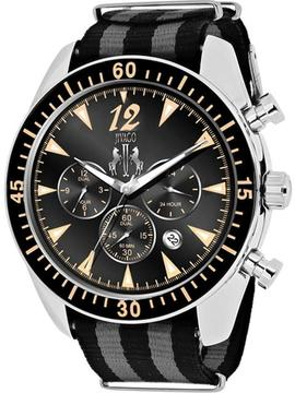 Jivago Timeless Collection JV4513NBK Men's Analog Watch