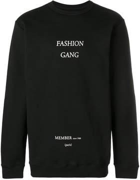 Ih Nom Uh Nit fashion gang sweatshirt