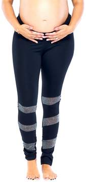 Electric Yoga Glitz Mesh Leggings
