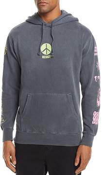 Obey The Next Wave Hooded Sweatshirt