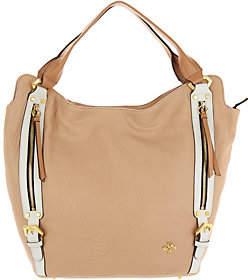 Oryany Lamb Leather Tote Handbag- Lauren