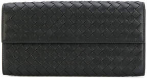 Bottega Veneta rectangular wallet