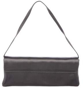 Giorgio Armani Satin Shoulder Bag