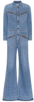 Citizens of Humanity Flared denim jumpsuit