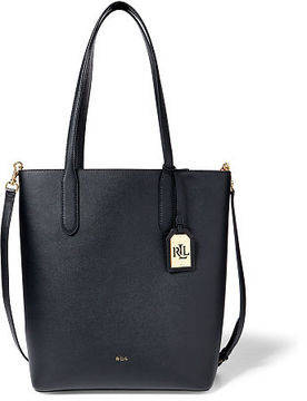 Ralph Lauren Lauren Leather Alexis Tote