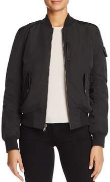 Andrew Marc Nicole Reversible Bomber Jacket