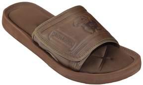 NCAA Adult Kansas Jayhawks Memory Foam Slide Sandals