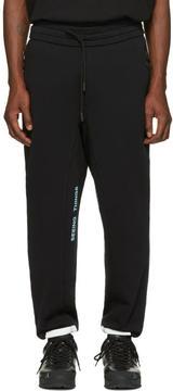 Off-White Black Diagonal Arrows Lounge Pants